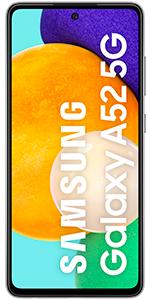 Telefono móvil libre Samsung Galaxy A52 5G 128 GB