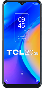 Telefono móvil libre TCL 20 SE