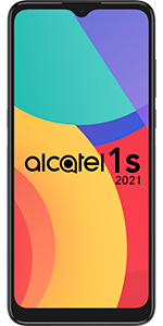 Telefono móvil libre Alcatel 1S 2021