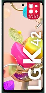 Telefono móvil libre LG K42