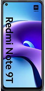 Telefono móvil libre Xiaomi Redmi Note 9T 5G 128 GB