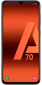 Telefono móvil libre Samsung Galaxy A70