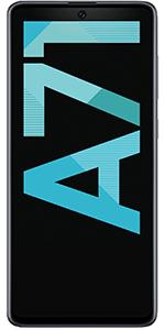 Telefono móvil libre Samsung Galaxy A71