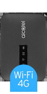 Telefono móvil libre Alcatel Link Zone (MW40V)