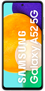 Teléfono móvil libre Samsung Galaxy A52 5G 128 GB