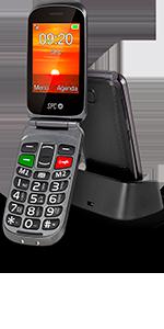 Teléfono móvil libre SPC Felicity 2019
