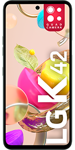 Teléfono móvil libre LG K42