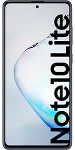 Teléfono móvil libre Samsung Galaxy Note 10 Lite