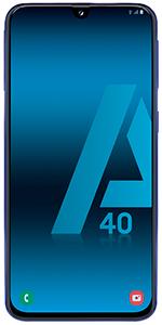 Teléfono móvil libre Samsung Galaxy A40