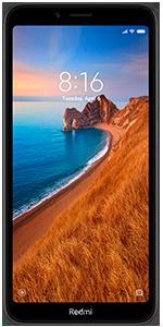 Teléfono móvil libre Xiaomi Redmi 7A 2+32 GB