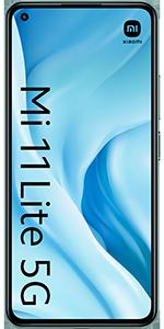 Teléfono móvil libre Xiaomi Mi 11 Lite 5G 8+128 GB