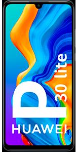 Teléfono móvil libre Huawei P30 Lite