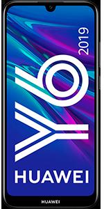 Teléfono móvil libre Huawei Y6 2019