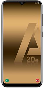Teléfono móvil libre Samsung Galaxy A20e