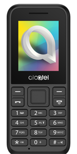 Teléfono móvil libre Alcatel 1066